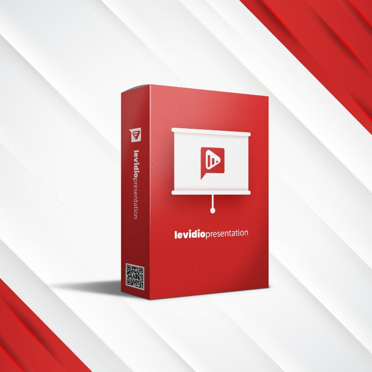 download template levidio presentation gratis